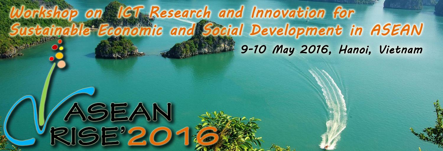 ASEAN RISE 2016